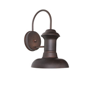 Collins Small Outdoor Wall Mount