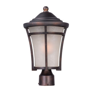 Balboa DC Copper Oxide One-Light Outdoor Post