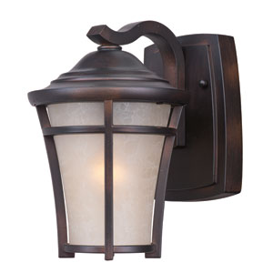 Balboa DC Copper Oxide One-Light Six-Inch Outdoor Wall Sconce