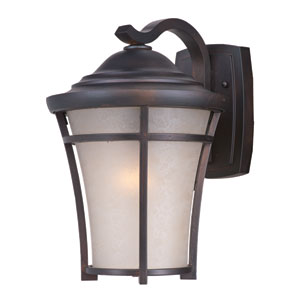 Balboa DC Copper Oxide One-Light Twelve-Inch Outdoor Wall Sconce