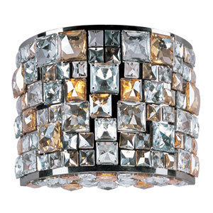 Fifth Avenue Luster Bronze Three-Light Wall Sconce