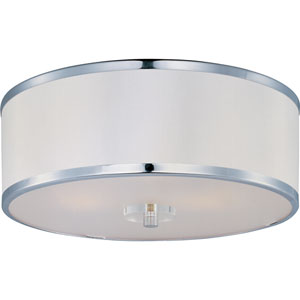 Metro Three-Light Flush Mount
