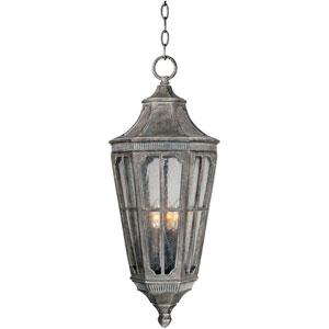 Beacon Hill VX Sienna Three-Light Outdoor Hanging Lantern