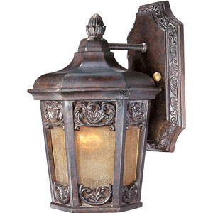 Lexington VX Colonial Umber One-Light Outdoor Wall Lantern