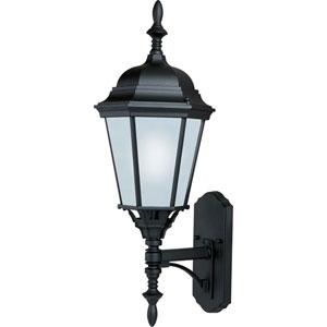 Westlake LED Black One-Light Nine-Inch Outdoor Wall Sconce