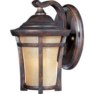 Balboa VX LED Copper Oxide One-Light Six-Inch Outdoor Wall Sconce