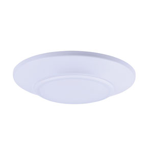Diverse LED White Six-Inch 3000K LED Flush Mount