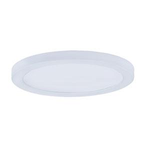 Wafer LED White Seven-Inch LED Flush Mount