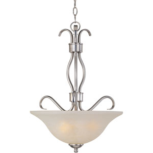 Basix Energy Star Three-Light Bowl Pendant