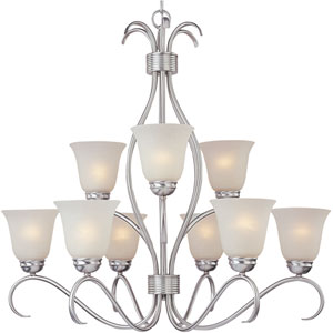 Basix Energy Star Nine-Light Chandelier