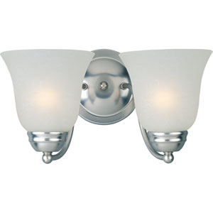 Basix Energy Star Two-Light Bath Fixture
