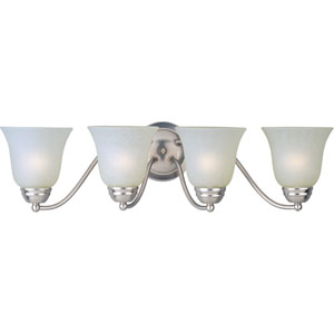 Basix Energy Star Four-Light Bath Fixture