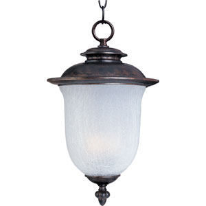 Energy Star Chocolate Cambria One-Light Outdoor Pendant