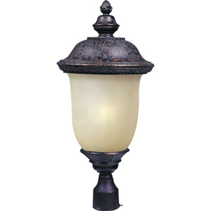 Carriage House Energy Star One-Light Outdoor Post Light