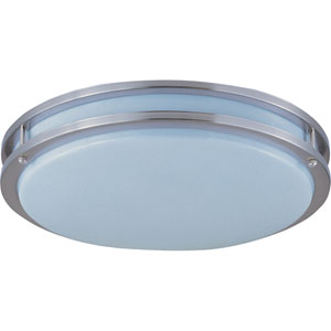 Linear EE Two-Light Flush Mount