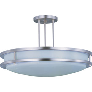 Linear EE Two-Light Semi-Flush Mount