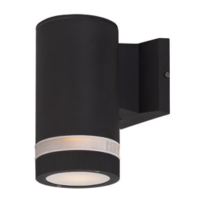 Lightray Architectural Bronze 8-Inch High LED Wall Sconce