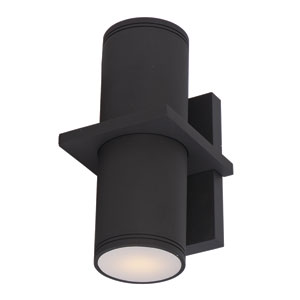 Lightray Architectural Bronze 4.5-Inch Wide LED Wall Sconce