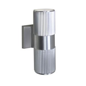 Lightray Brushed Aluminum LED Wall Sconce