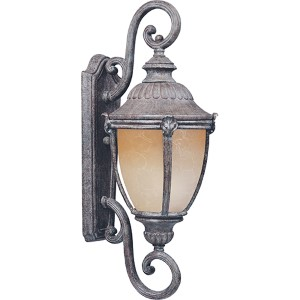 Morrow Bay EE Fluorescent Earth Tone 13.5-Inch Wide One-Light Outdoor Wall Mount