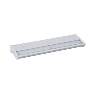 CounterMax MX-L120DC White 13-Inch 3000K 4-LED Under Cabinet