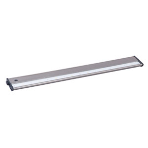 CounterMax MX-L120DC Satin Nickel 30-Inch 3000K 8-LED Under Cabinet