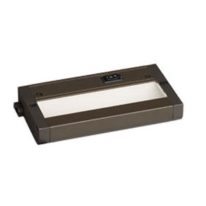 CounterMax Bronze LED One-Light Six-Inch Under Cabinet
