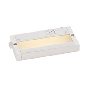 CounterMax White LED One-Light Six-Inch Under Cabinet