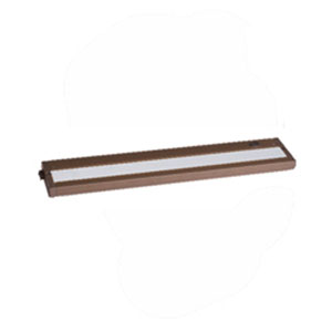 CounterMax Bronze LED One-Light 18-Inch Under Cabinet