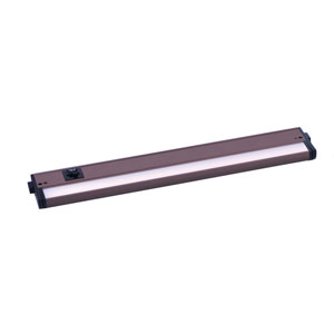 CounterMax MX-L-120-3K Bronze 18-Inch LED Under Cabinet Light