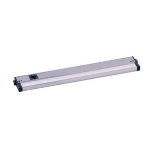 CounterMax MX-L-120-3K Satin Nickel 18-Inch LED Under Cabinet Light