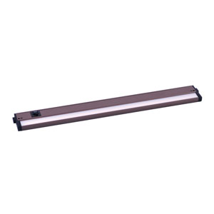 CounterMax MX-L-120-3K Bronze 24-Inch LED Under Cabinet Light