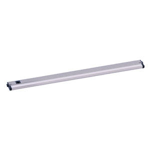 CounterMax MX-L-120-3K Satin Nickel 36-Inch LED Under Cabinet Light
