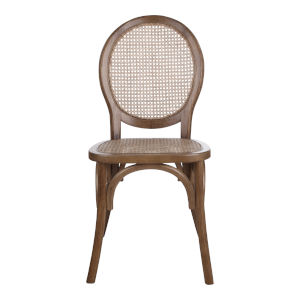 Rivalto Brown Dining Side Chair, Set of Two