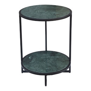 Aveline Green Accent Table