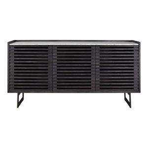 Paloma Charcoal Sideboard
