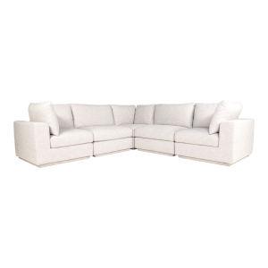 Justin Gray Classic Modular Sectional Sofa