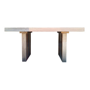 Vintage Multicolor Dining Table Small