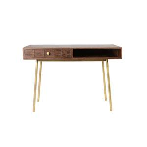 Obra Sheesham Wood Desk