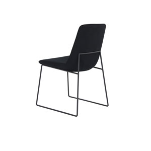 Ruth Black Dining Chair