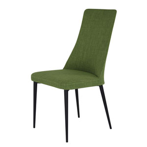 Palm Green 35.8-Inch Chair, Set of 2