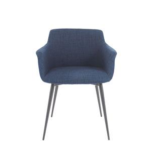 Ronda Blue Arm Chair