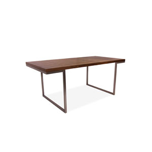 Repetir Walnut Dining Table