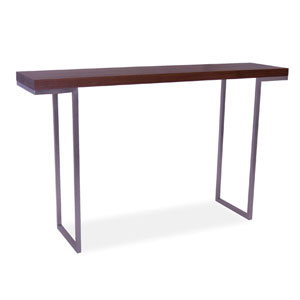 Repetir Walnut Console Table