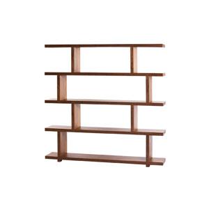 Miri Large Walnut Shelf
