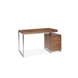 Martos Walnut Desk