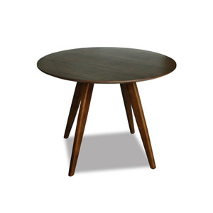 Dover Walnut Small Dining Table