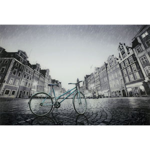 City Bike Wall Décor
