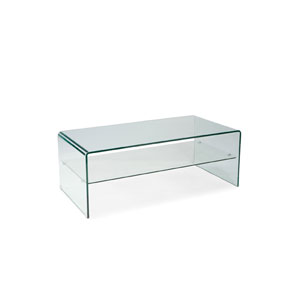 Sono Glass Coffee Table