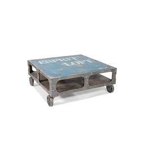 Loft Blue Coffee Table